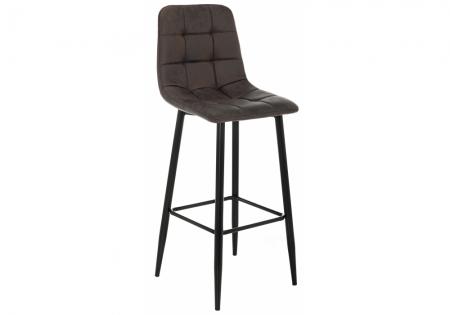 Барный стул Чиол темно-коричневый