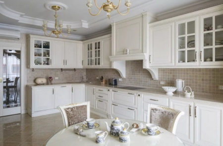 Кухня Оливьера