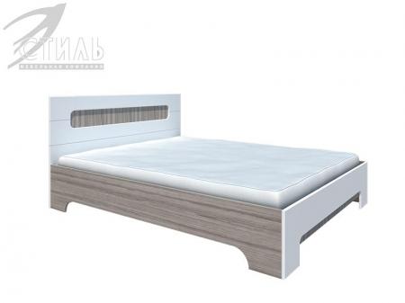 Палермо Кровать двухспальная 1400