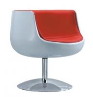 Кресло А340-1 красное