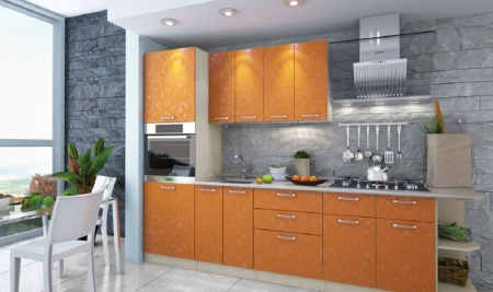Кухонный гарнитур модульная Ирис