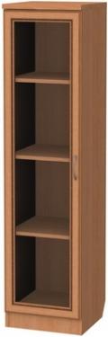Шкаф для книг узкий 212