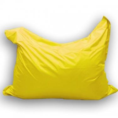 Кресло-мешок Мат макси желтый