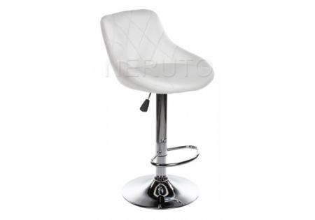 Барный стул Curt белый