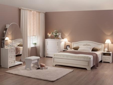 Спальня модульная Белла