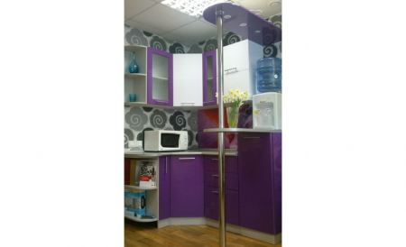 Кухонный гарнитур Виолетта (угл)