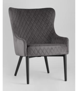 Кресло Ститч, серый