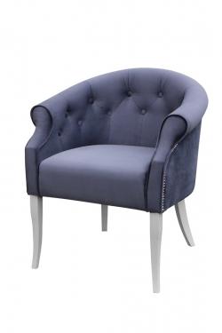 Кресло Милан сиреневый