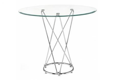 Стеклянный стол АЙС 80